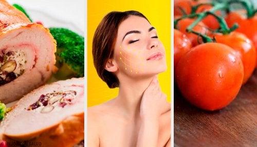 4 aliments qui favorisent la production de collagène