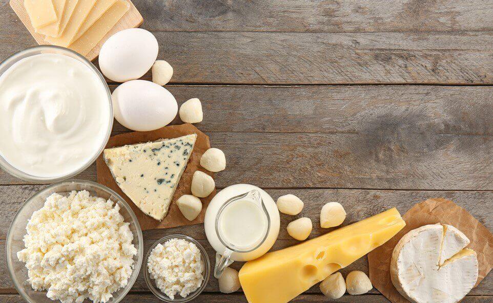 réduire sa consommation de produits laitiers pour améliorer la fonction des reins