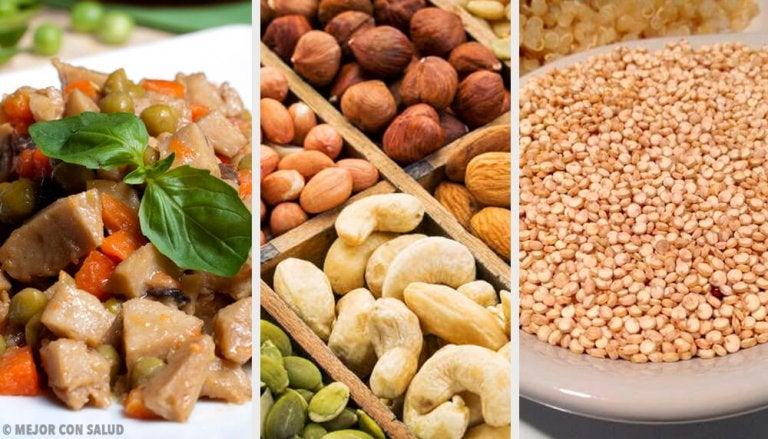 Quelques alternatives pour remplacer les protéines animales dans votre alimentation
