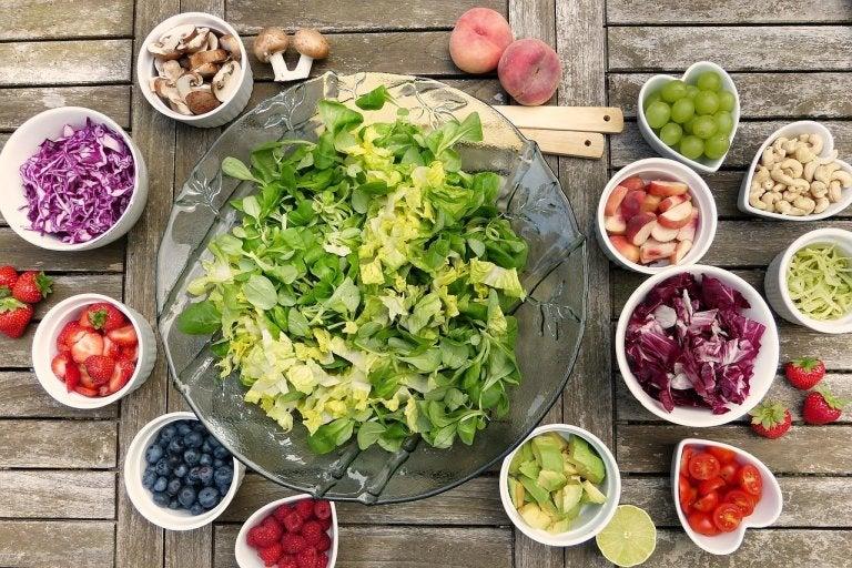 6 salades faciles et rapides à préparer