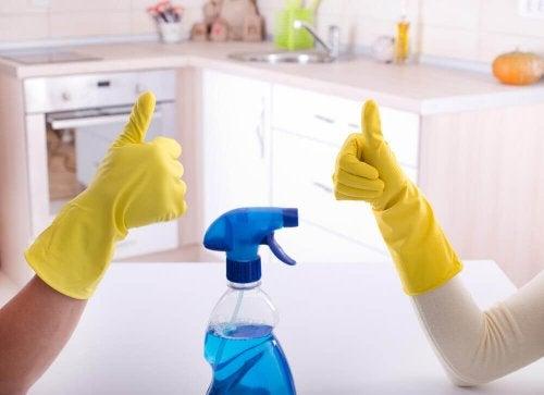 La meilleure façon de désinfecter votre salle de bain à la maison