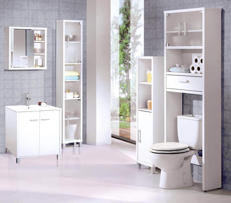 optimiser l'espace de la salle de bain