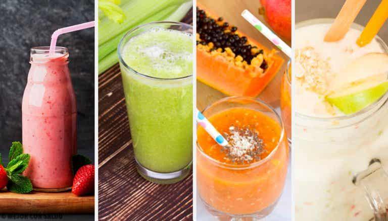 Essayez ces 4 smoothies dépuratifs, délicieux et sains