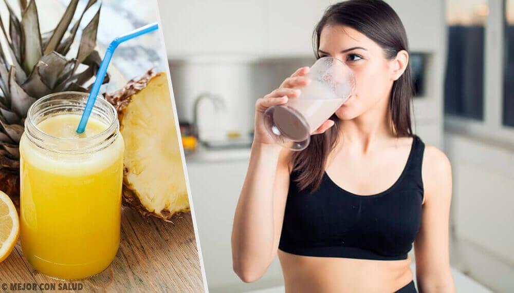 6 smoothies pour éliminer les toxines