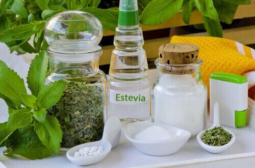 stevia pour contrôler le diabète