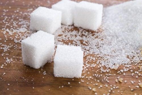 Cinq morceaux de sucre