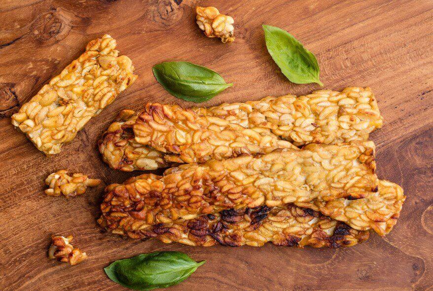 Le tempeh est l'un des aliments probiotiques les plus bénéfiques.