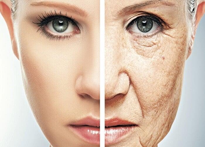 vieillissement prématuré