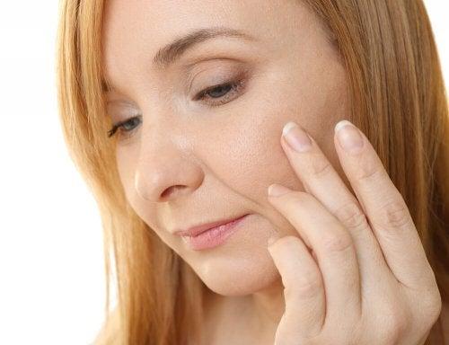 vitamine E comme crème anti-âge