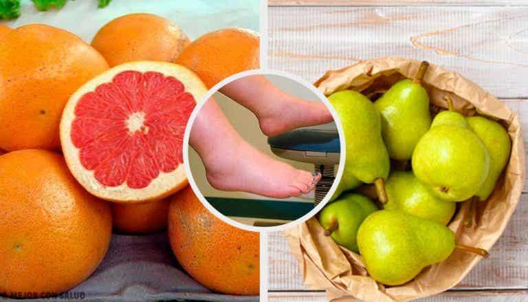 Les 10 meilleurs fruits pour combattre la rétention de liquide