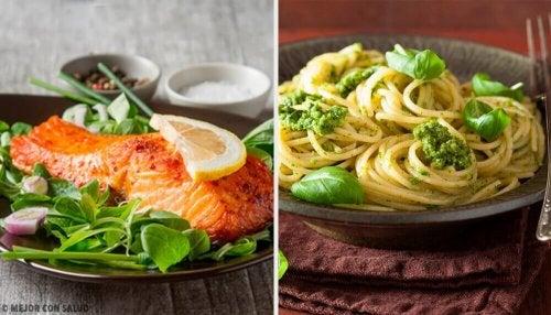 3 idées de dîners sains et rapides