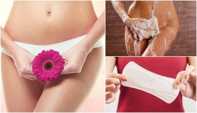 5 habitudes d'hygiène intime qui ne sont pas aussi bonnes qu'on le pense