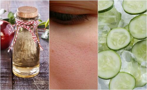 6 ingrédients naturels pour refermer les pores ouverts