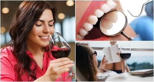 8 raisons de boire du vin rouge avec modération