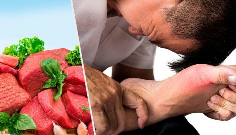 7 aliments qui augmentent l'acide urique