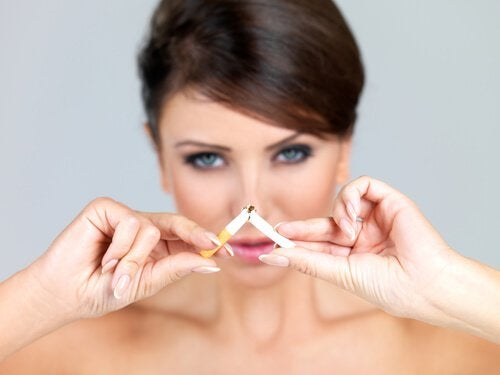 Arrêter de fumer et éviter le tabac
