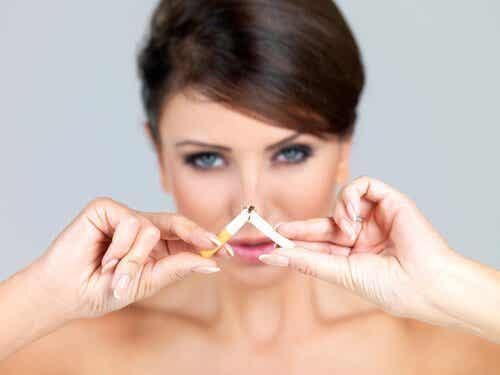 Recettes naturelles pour arrêter de fumer