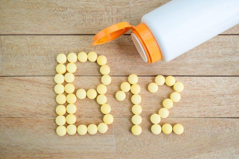 en cas de réveils pendant la nuit, augmentez l'apport en vitamine B12