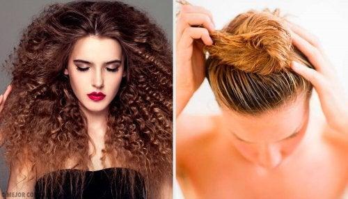 5 coiffures idéales pour les cheveux bouclés