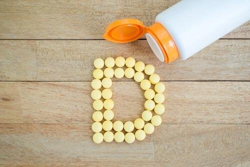 vitamine D pour la croissance des cheveux