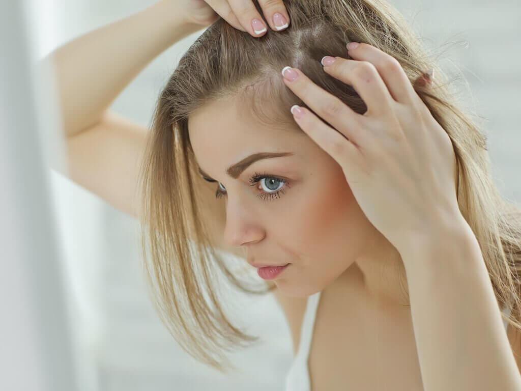 circulation sanguine pour des cheveux longs et sains