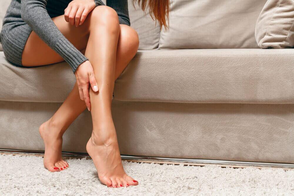 Comment réduire la douleur en cas de crampe