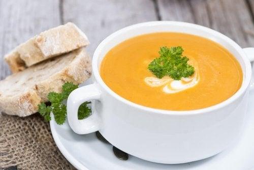Quelle crème de légumes est la plus saine ?