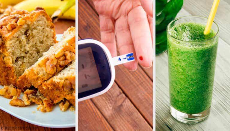 4 recettes adaptées aux diabétiques