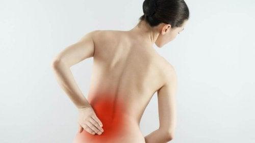 l'arthrose lombaire et les douleurs de dos