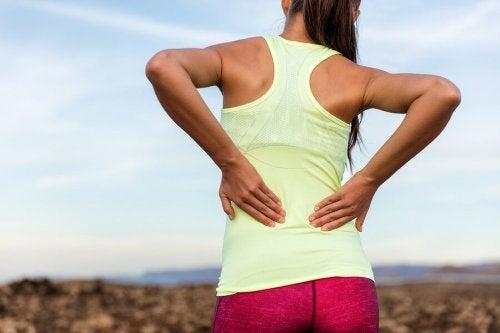 faiblesse musculaire et douleurs lombaires