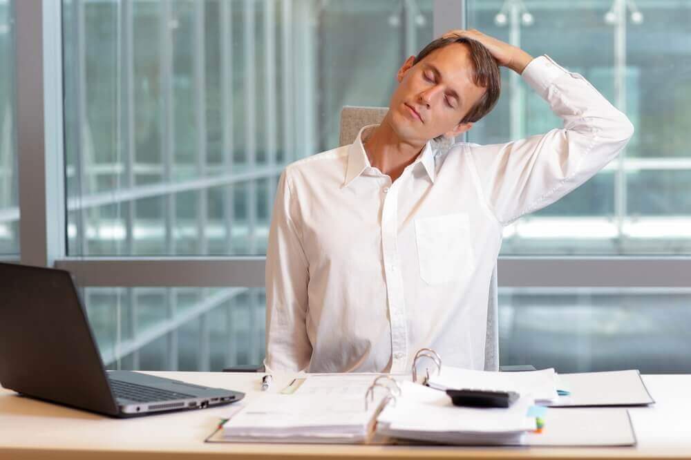 exercice pour soulager les douleurs du cou