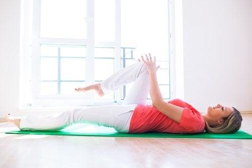 exercice 1 pour travailler les muscles
