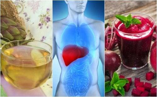 Prendre soin de son foie grâce à 5 remèdes d'origine naturelle