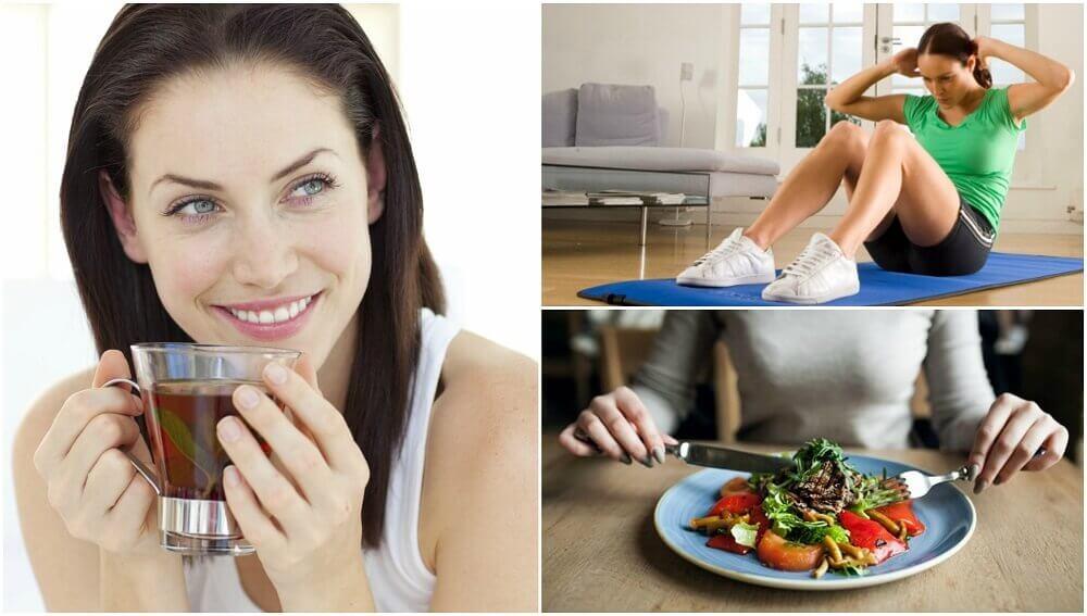 6 habitudes pour avoir une vie plus saine