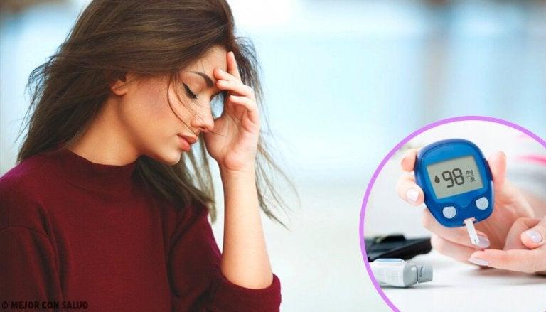7 symptômes qui indiquent que votre taux de sucre dans le sang est trop élevé