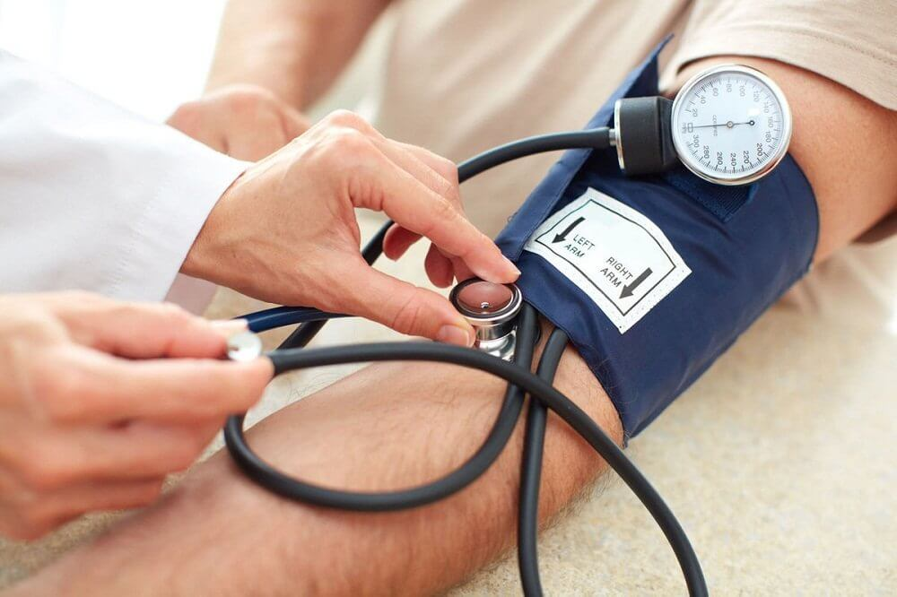 De l'ail contre l'hypertension.