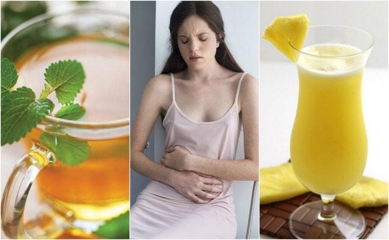 Soulager une indigestion grâce à 5 remèdes maison