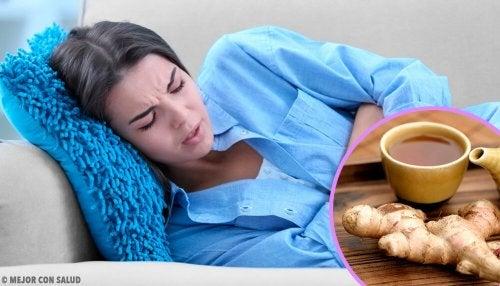 Des ingrédients naturels pour soulager les nausées