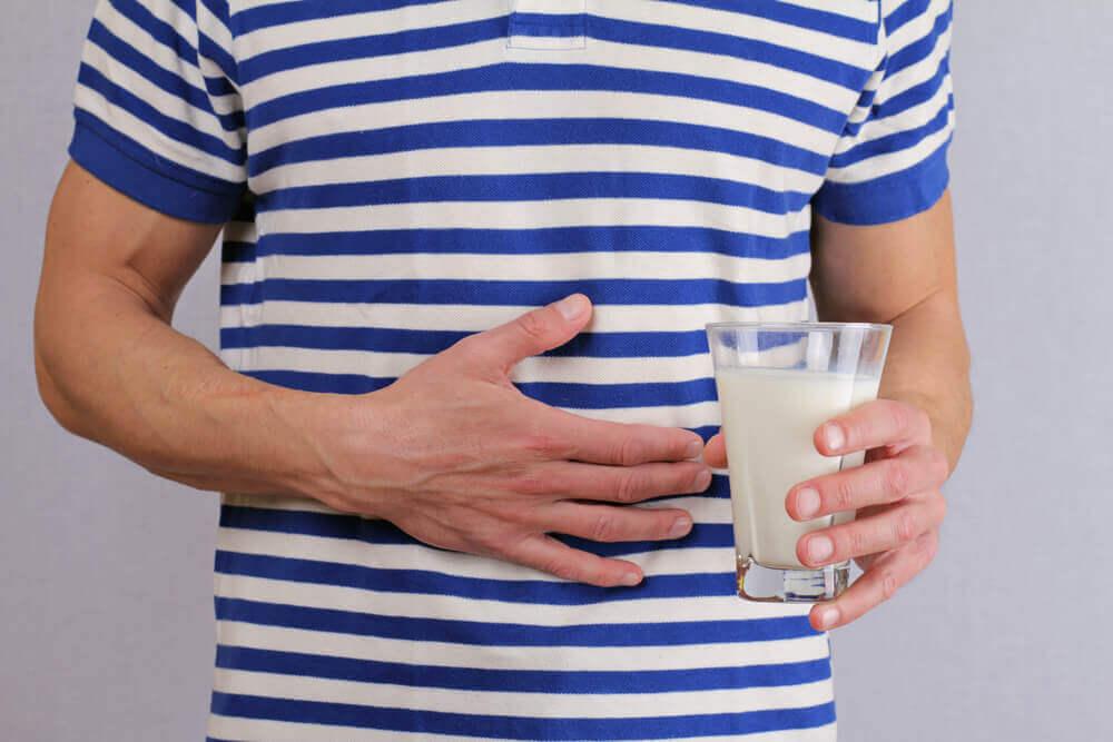 Tout sur l'intolérance au lactose.