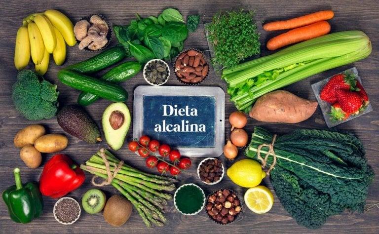 Effets des aliments alcalins dans notre corps