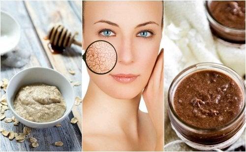 Comment préparer des masques naturels pour apaiser les peaux sèches