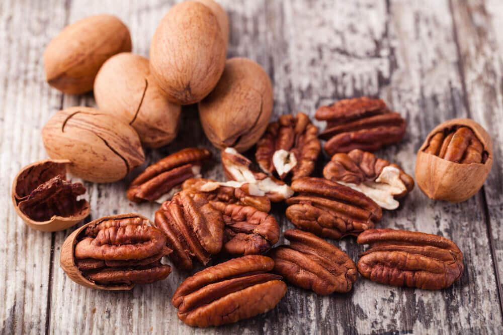 Avantages de la consommation de noix.