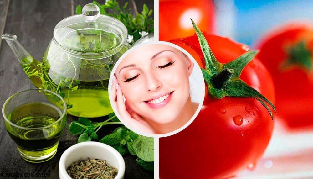 8 aliments qui améliorent la santé de votre peau