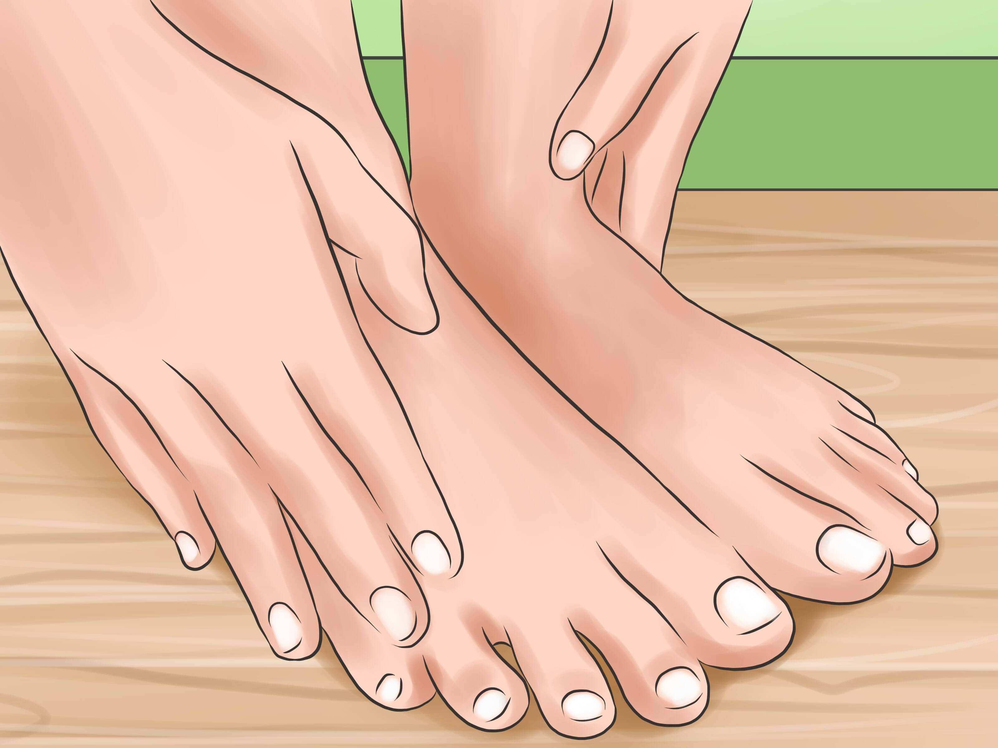 7 règles pour des pieds toujours impeccables