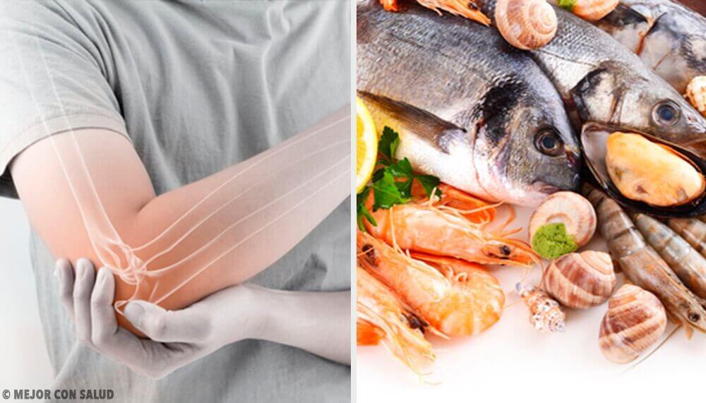 Manger du poisson génèrerait moins de douleur liée à la polyarthrite rhumatoïde : vrai ou faux ?