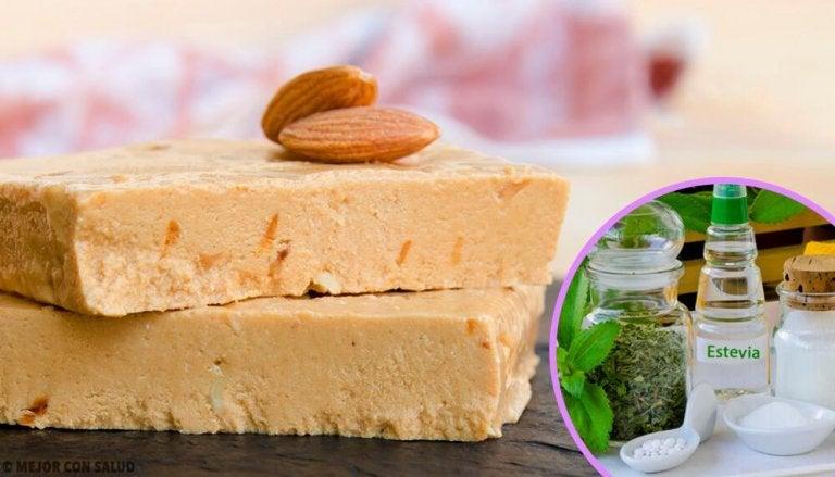 Préparez un délicieux nougat aux amandes fait maison