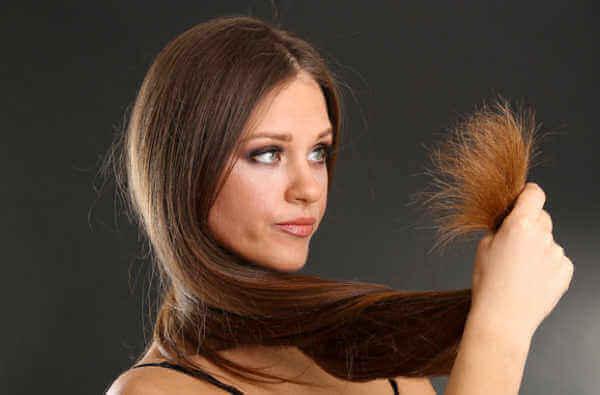 réparer vos cheveux pour avoir des cheveux brillants