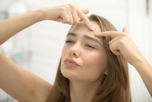 huile de ricin pour lutter contre l'acné