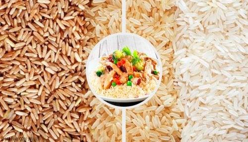 Quel type de riz fait le moins grossir ?