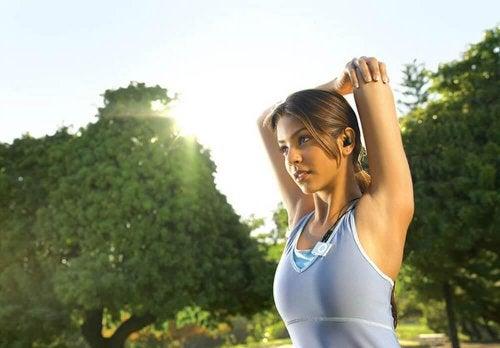 rester active pour prévenir le cancer du sein